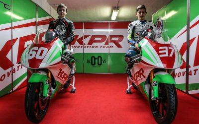 Circuito de Albacete. El KPR Team se estrena en el CEV 2018